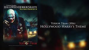 the director halloween horror nights halloween horror nights terror tram 2016 hollywood harry u0027s
