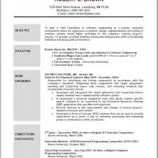 Customer Service Resume Objective Examples Resume Objective Examples For Customer Service Resume To Inspire