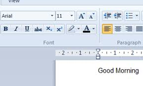 Count Words In A Document In Wordpad How To Use Wordpad By Guide