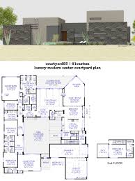 floor plans with courtyard uncategorized courtyard homes plans inside finest home plans
