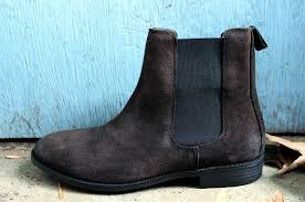womens boots h m in review h m s suede chelsea boot