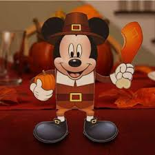 mickey mouse thanksgiving pilgrim box disney family