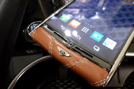 vertu phone cost hands on with the vertu for bentley smartphone digital trends