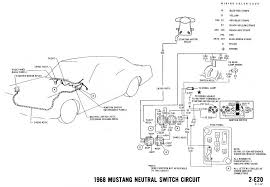 wiring diagram 1968 mustang wiring diagram neutral switch ford
