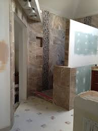 Bathroom Wall Decorations by Bathroom Creative Bathroom And Shower Design With White Tile