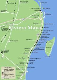 tulum map cenote route map tulum riviera tulum living city guide and