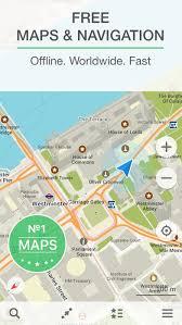 maps ta maps me offline map nav on the app store