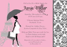 paris baby shower invitations iidaemilia com