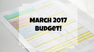 march 2017 budget youtube