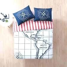 Thomas Single Duvet Cover Boats Duvet Cover Singlenautical Themed Nursery Bedding Sets