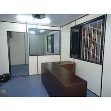 Office Cabin Interiors Portable Office Cabins Manufacturer From Thane