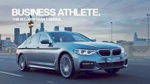 car bmw 2017 bmw 5 series 2017 tv commercial youtube