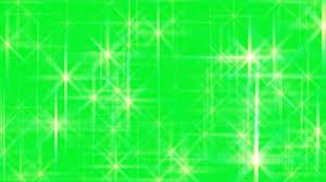 green screen sparkles youtube