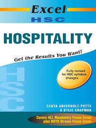 new excel hsc hospitality study guide educational textbook