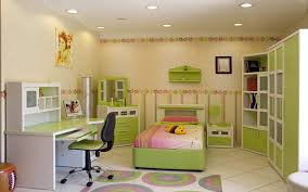 awesome kids study room with bunk beds built in large white finish