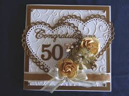 50th Wedding Anniversary Invitation Cards 50th Anniversary Card Anniversary Cards Pinterest 50th