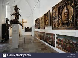 denmark copenhagen national museum interior stock photo