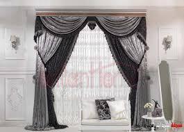 Curtain Decor For Living Room Themoatgroupcriterionus - Living room curtains design