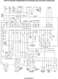 94 jeep grand wiring schematic for 94 jeep grand wiring diagram