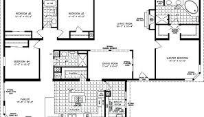 floor plans free floor plans for 4 bedroom homes bedroom open floor plan concept