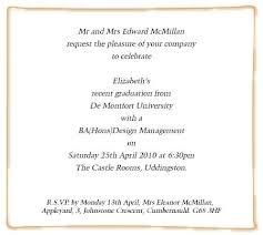 graduation announcement wording graduation invitations wording ideas for graduation invite