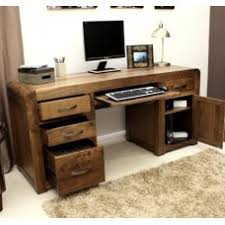 Uk Office Desks Home Office Solid Oak Home Office Furniture