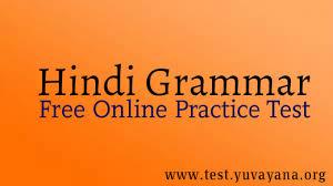 hindi grammar practice exercise worksheet free online practice