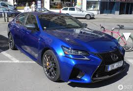 lexus gs india lexus gs f 2016 1 september 2016 autogespot