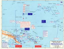 Normandy Invasion Map Map Map Depicting Operation Cartwheel And The Invasion Of Gilbert