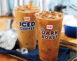 Coffee Dunkin Donut dunkin donuts free iced coffee today only southeast region