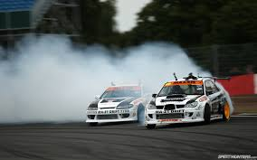 subaru wrx drifting wallpaper subaru wrx sti nissan silvia smoke drift hd wallpaper cars