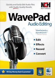 wavepad sound editor master edition 7 12 activation code
