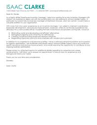 7 best images of inventory management cover letter inventory