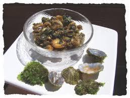 cuisiner les berniques berniques poêlées ail et persil la popotte d