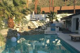 Midwest Home Magazine Design Week by Design Diary Palm Springs Modernism Week Pagoda Red