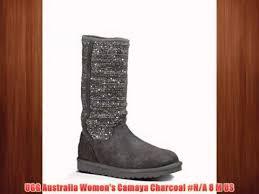 ugg womens lyla boots charcoal ugg australia s camaya charcoal n a 8 m us