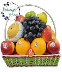 send a fruit basket send fresh fruit basket to ho chi minh ho chi minh florist