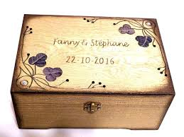 personalized box wedding ring box personalized ring box wedding gift wooden box