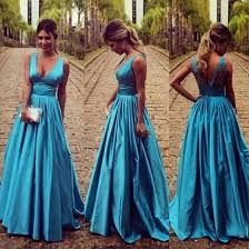 blue plain cut out draped v neck maxi dress maxi dresses dresses