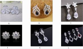 daily wear diamond earrings new style small ature fashion earring daily wear earrings