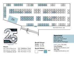 Expo Floor Plan by Expo 2017 Purchase Booth Space