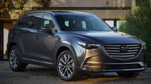 Mazda Cx 9 Suv 2016 Teaser Youtube