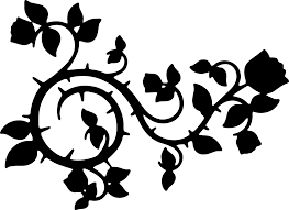 how to make drawing of rose 14 free printable rose stencils how