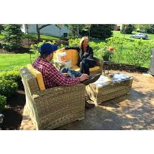 Home Depot Outdoor Furniture Sale by Outdoor Patio Furniture Chat Set Outdoor Conversation Sets Home