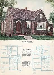 antique home plans 242 best 1890 1960 tudor revival images on pinterest vintage house