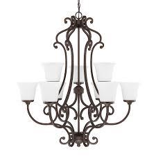 9 light chandelier capital lighting fixture company