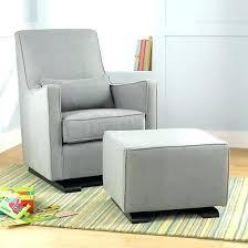 Rocking Chair Ottoman Nursery Grey Glider Kulfoldimunka Club