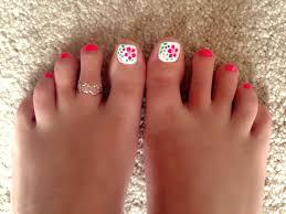toe nail simple designs image collections nail art designs