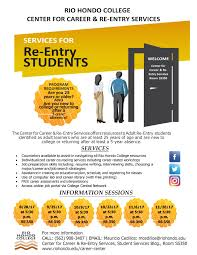 assistance with resume writing adult re entry program career center it is ccrs s goal to create a designated place on campus where our adult re entry students feel welcomed and at home and where their diverse educational