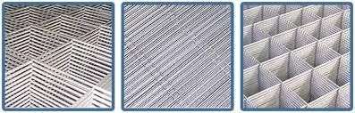rete metallica per gabbie produzione di reti e griglie elettrosaldate in acciaio inox ferro